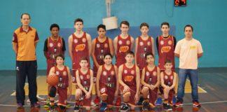 O Chuí Esportes ficou na segunda colocação no Sub-13 / Foto: Divulgação
