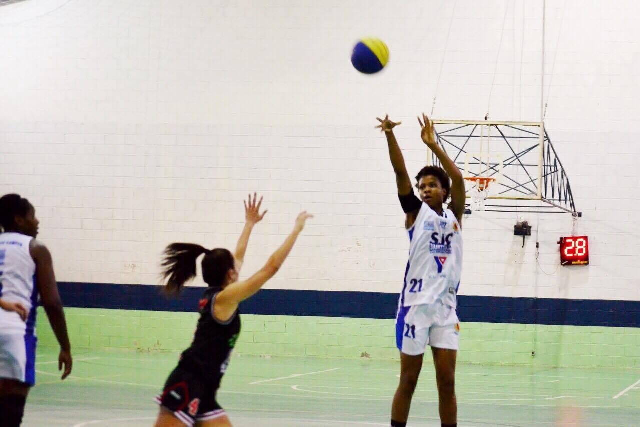 Maíra Horford sabe a importância de vencer em casa no playoff / Foto: Divulgação