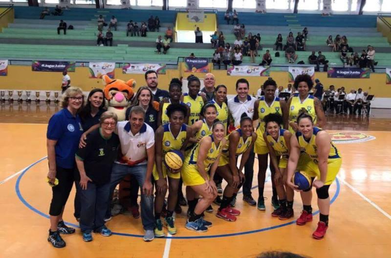 O Santo André já havia conquistado recentemente o bi Paulista / Foto: Divulgação/ASE