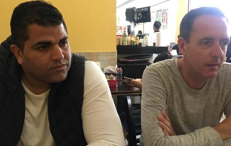 Vlademir Pereira Silva e Carlos Renato dos Santos / Foto: Divulgação/ASE