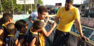 Vlademir tem bastante experiência na gestão esportiva / Foto: Divulgação