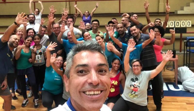 O técnico Júlio Malfi falou sobre a sua forma de trabalho / Foto: Divulgação