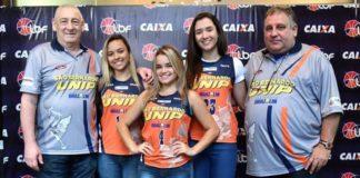 São Bernardo representado na festa de lançamento da LBF – 2018 / Foto: Divulgação