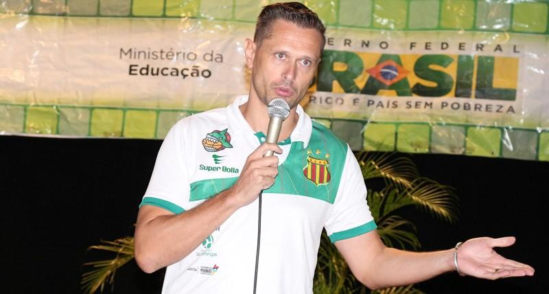 Virgil Lopez está animado com o novo estágio na carreira / Foto: Divulgação