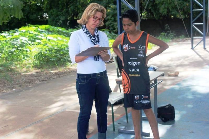 Os participantes do projeto passam por avaliações nutricionais sistemáticas / Foto: Divulgação