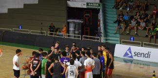 A seletiva foi realizada no ginásio Panela de Pressão / Foto: Victor Lira-Bauru Basket