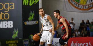 Duda Machado estreou com a camisa do Dragão no Panela de Pressão / Foto: Victor Lira/Bauru Basket