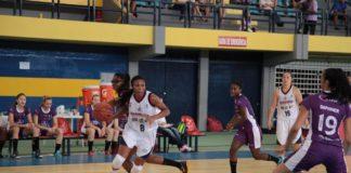 Iziane Castro atuou pelo Maranhão Basquete na temporada 2014/2015 da Liga de Basquete Feminino (LBF) / Foto: Biaman Prado/Divulgação