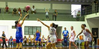 Melisa Gretter também deixou o seu double-double, com 14 pontos e 10 rebotes / Foto: Fábio Leoni/Vera Cruz Campinas