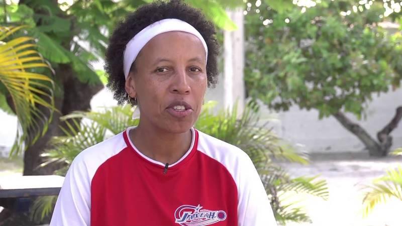 Janeth Arcain será a estrela das primeiras visitas às escolas públicas / Foto: Divulgação