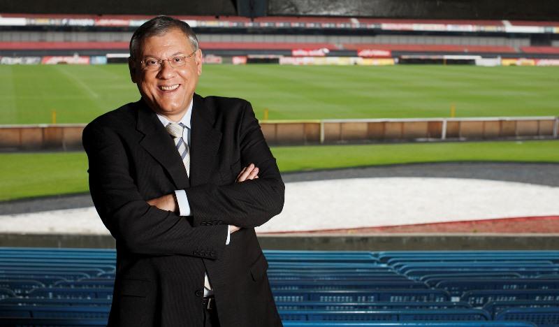 Milton Neves será o comandante do novo Show do Esporte / Foto: Divulgação/Band