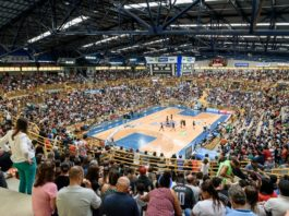 Supergasbras fará ativações nas partidas do Franca no ginásio Pedrocão / Foto: Newton Nogueira/Divulgação