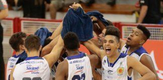 Vice na última edição, o São José tentará conquistar o inédito título da LDB / Foto: Marcelo Zambrana/LNB