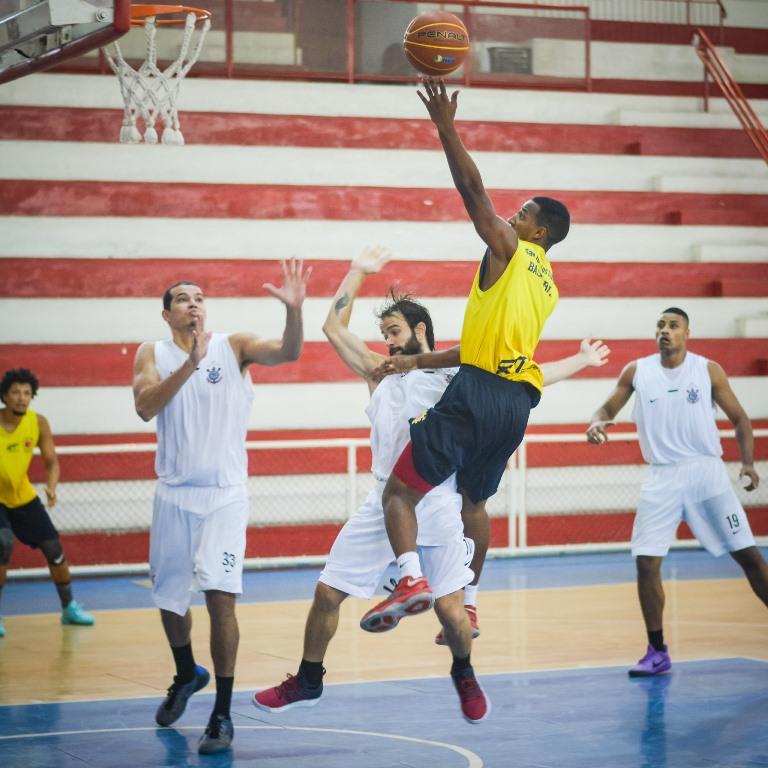 Foto: Divulgação/ São José Basketball