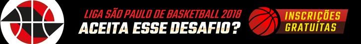 Anúncio Liga São Paulo de Basketball
