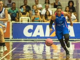 Ariadna ultrapassou a marca dos 2.500 pontos na LBF CAIXA / Foto: Fábio Leoni/Vera Cruz Campinas