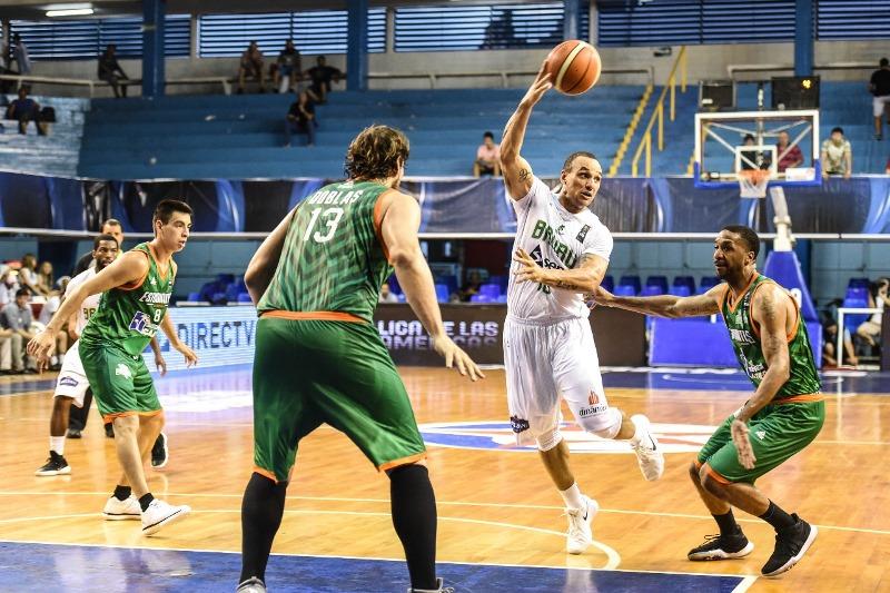 O Brabo, Alex Garcia encarou marcação argentina / Foto: Victor Lira/Bauru Basket