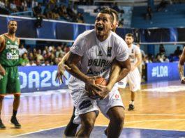Hettsheimeir foi o cestinha do Dragão com 20 pontos / Foto: Victor Lira/Bauru Basket)