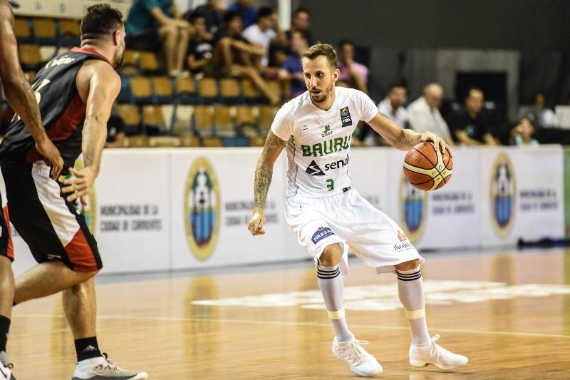 Duda Machado foi muito bem contra seu ex-time / Foto: Victor Lira/Bauru Basket