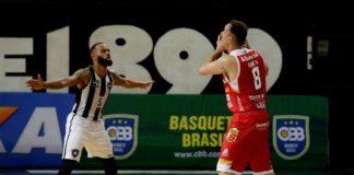 Com vitória no Rio, Caxias terá dois jogos seguidos em casa para fechar a série / Foto: Satiro Sodré-SS Press-Botafogo