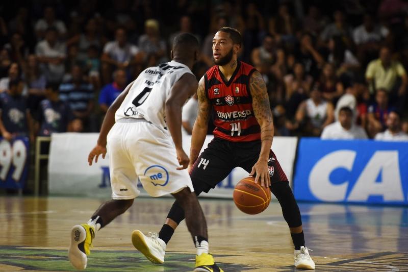 Confirmado em 8º, Vitória terá Pinheiros ou Minas pela frente nas oitavas / Foto: Victor Lira/Bauru Basket