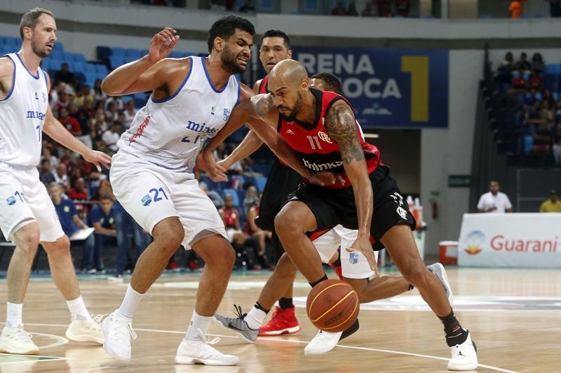 Com 28 pontos, Marquinhos foi decisivo para triunfo rubro-negro neste sábado / Foto: Staff Images/Flamengo