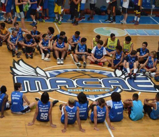 Foto: Divulgação/Macaé Basquete