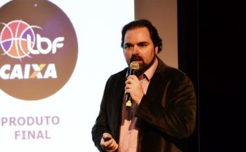 Ricardo Molina apresentará sua gestão na LBF / Foto: Giovanni Kleinübing/CBB