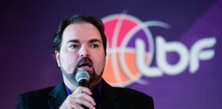 Ricardo Molina é o nome para ajudar o basquete / Foto: Fernando Dantas/Gazeta Press