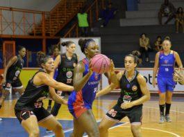 Foi a primeira partida na temporada que ambas as equipes fizeram mais de 80 pontos em uma partida / Foto: Robson Neves/Uninassau