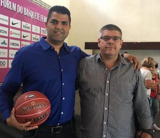 Vlademir Pereira (LSPB) Silva e Daniel Riente (FEBERJ)