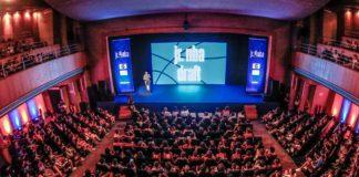 Teatro das Artes estava lotado para o Draft da jr. nba League 2018 / Foto: William Lucas-Inovafoto