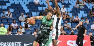 Alex fez 23 pontos, sendo 15 deles no terceiro quarto / Foto: Victor Lira-Bauru Basket