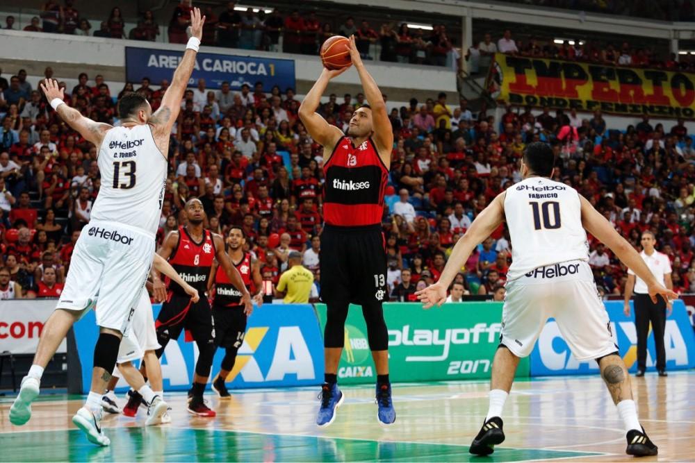 Com aproveitamento ofensivo ruim, Flamengo não conseguiu equilibrar o jogo / Foto: Staff Images/Flamengo