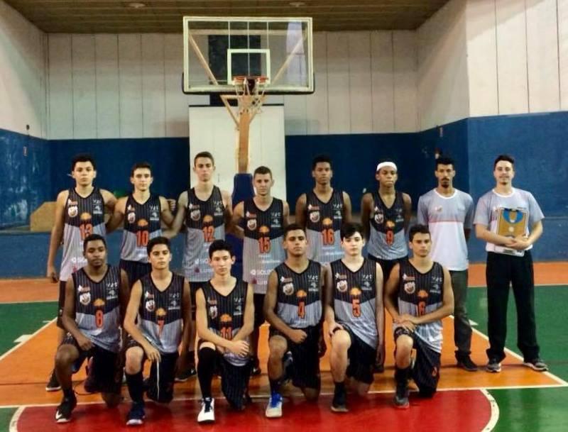 ABA Jovem Talento na decisão da fase regional dos Jogos da Juventude / Foto: Divulgação