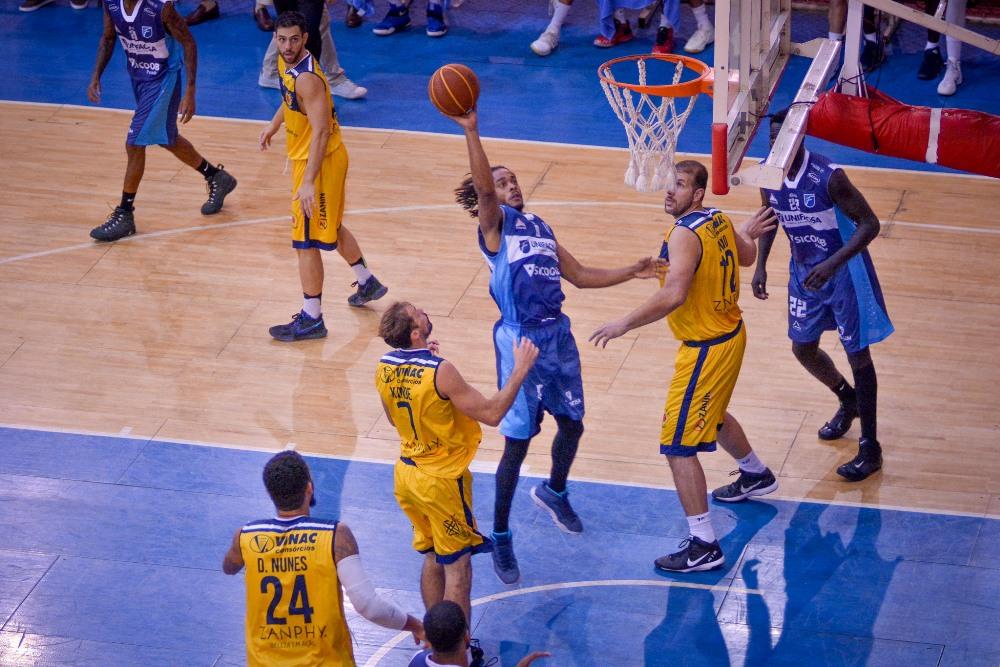 Foto: Arthur Marega/São José Basketball