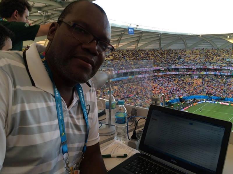 Nogueira tem uma carreira de sucesso na cobertura esportiva / Foto: Divulgação