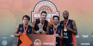 Rio de Janeiro - Marcellus, Coloneze, Fred e Diego / Foto: Marcello Zambrana