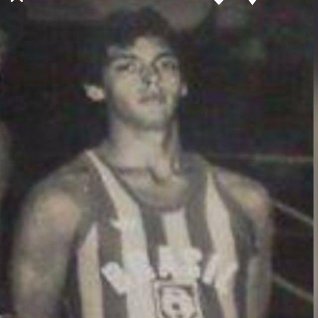 O presidente Guy Peixoto Jr vestiu a camisa da Seleção Brasileira e foi muito bem recebido pelos mais experientes / Foto: Arquivo Pessoal