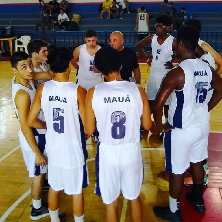 AMAB/Mauá estreou positivamente / Foto: Divulgação/LSPB