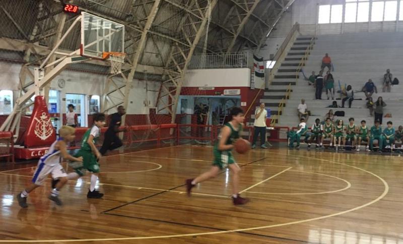 O Palmeiras conseguiu um grande rendimento diante do Instituto Chuí / Foto: Kiko Ross/ASE