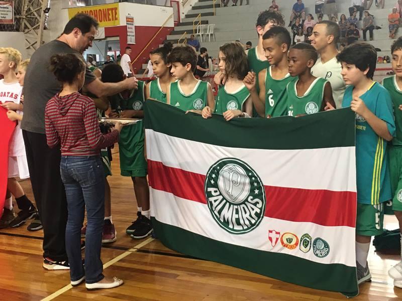 A SE Palmeiras ficou com o vice-campeonato / Foto: Kiko Ross/ASE