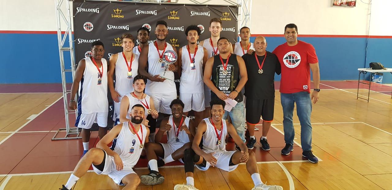 AMAB/Mauá garantiu o título da 1ª edição da Copa Wlamir Marques / Foto: Divulgação/LSPB