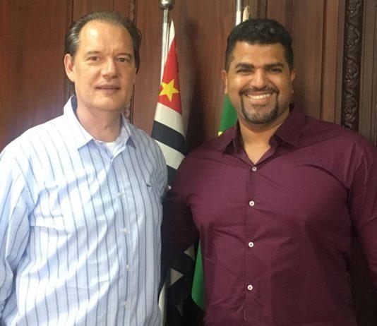 Marco Aurélio (Chuí) e Vlademir Pereira da Silva / Foto: Kiko Ross/ASE