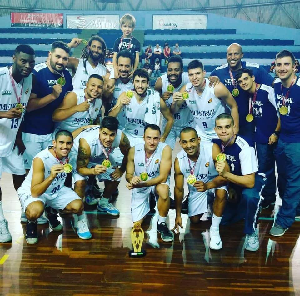 A equipe santista estreia na divisão de acesso motivada pelo título dos Jogos Regionais / Foto: Divulgação