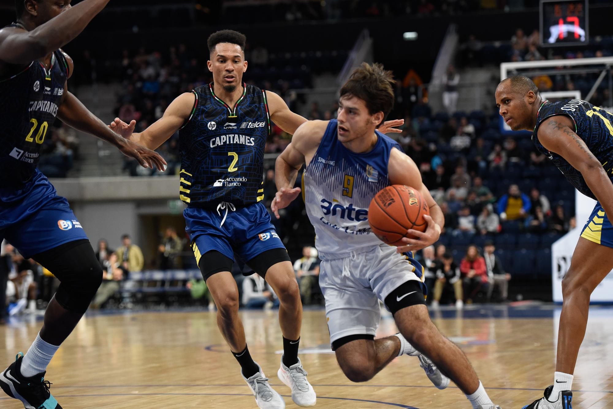 O Uruguai estreou bem no torneio internacional / Foto: NBAE/Marcelo Singer