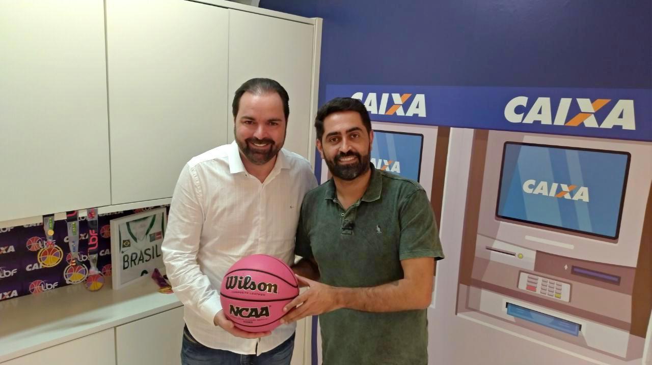Ricardo Molina e Claudio Cordeiro / Foto: Divulgação/LBF