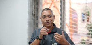 O técnico Júlio Malfi quer sentir a evolução do time no segundo amistoso / Foto: AI/PM de Tatuí