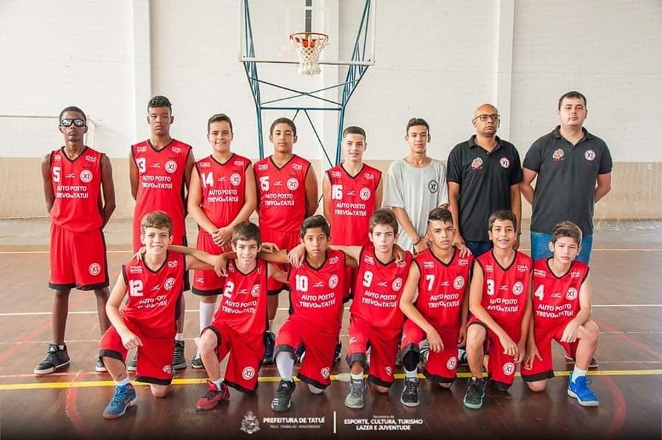 A equipe adulta servirá de 'espelho' para os mais jovens que atuam nas equipes de base do XI de Agosto/AABT/Tatuí / Foto: Divulgação