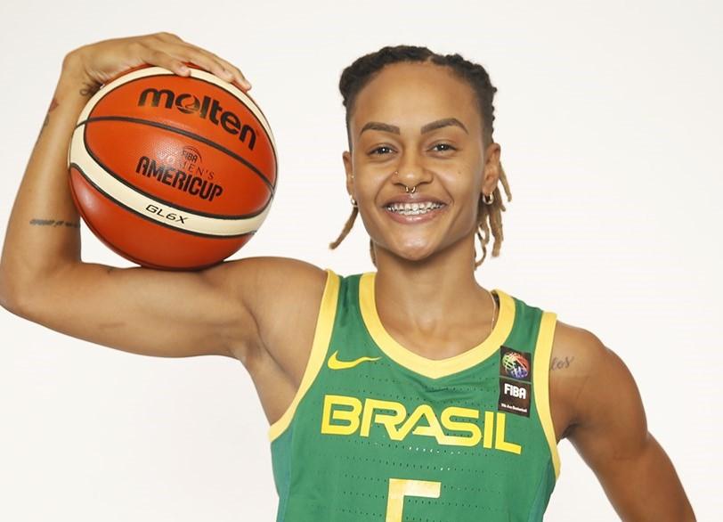 Rapha Monteiro / Foto: FIBA